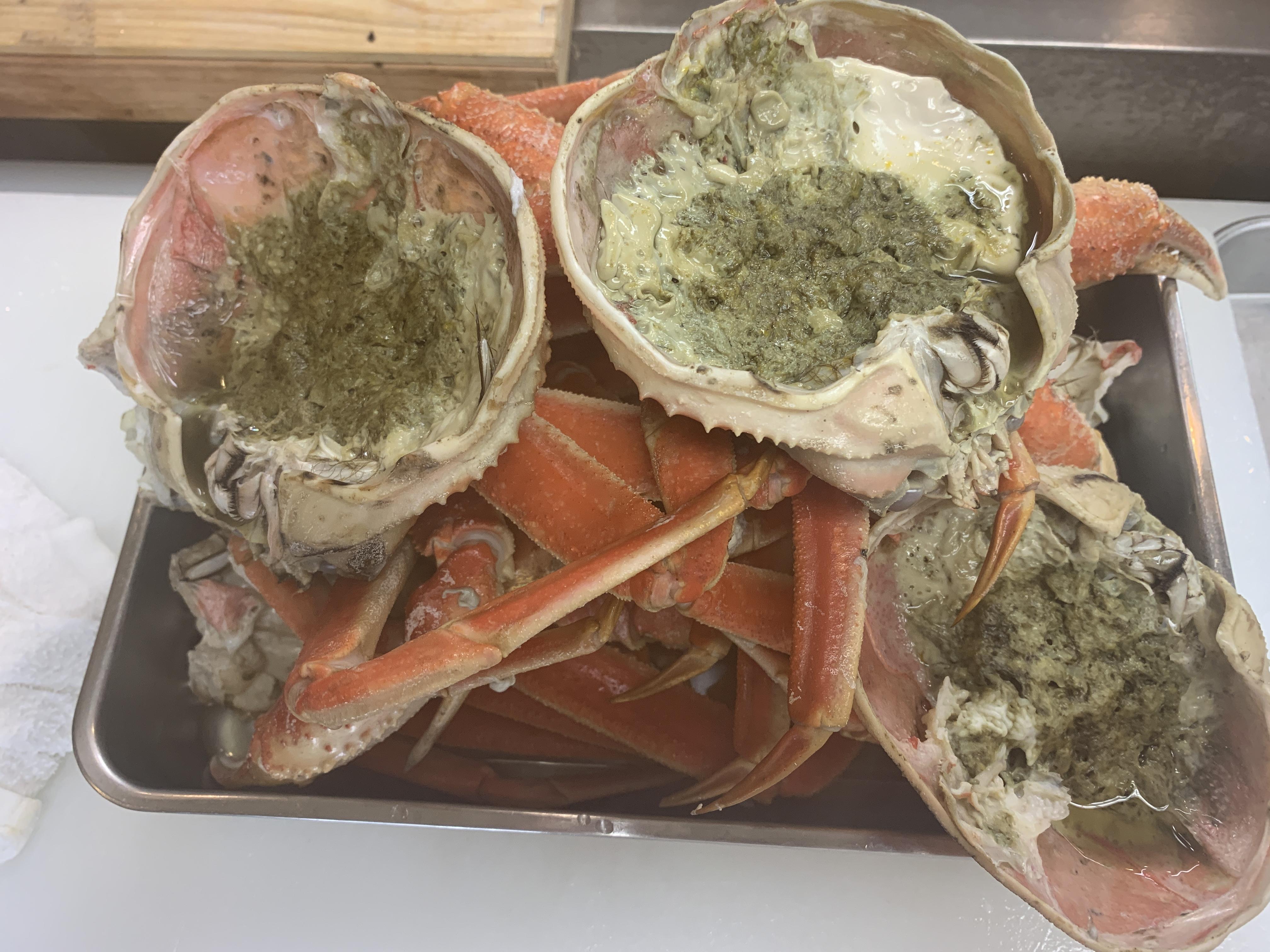 北海道 活ズワイ蟹